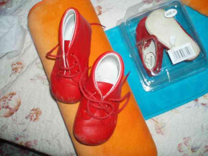 Zapatos rojos