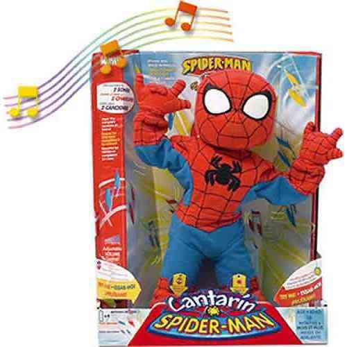 Spiderman de juguete (reservado)