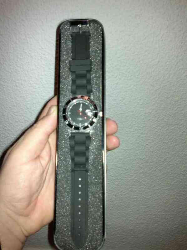 Reloj de caballero sport(karlus)
