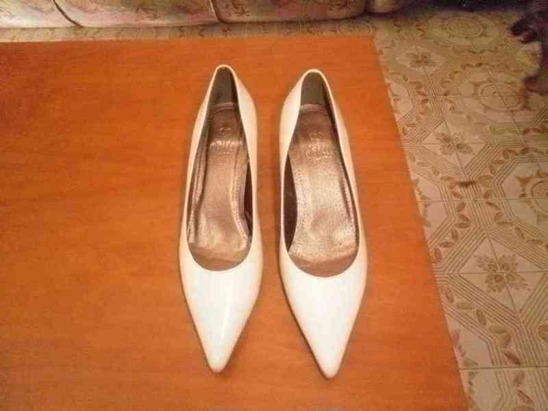 Zapatos de tacón 37-38