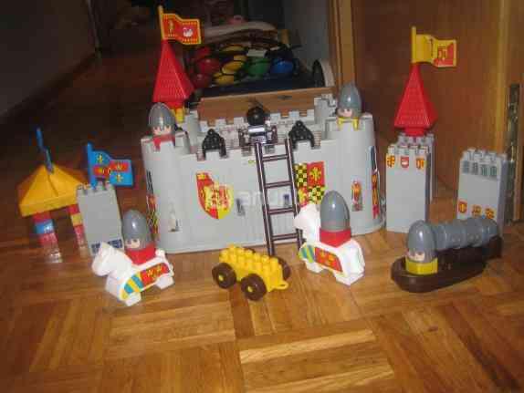 Mega bloks castillo