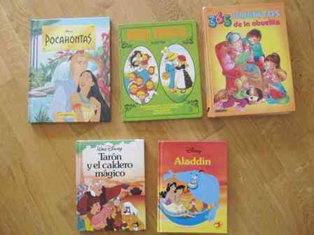 libros cuentos