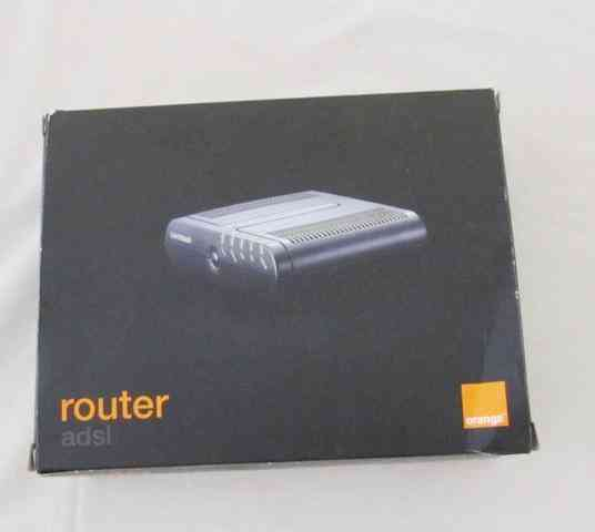 Router adsl orange