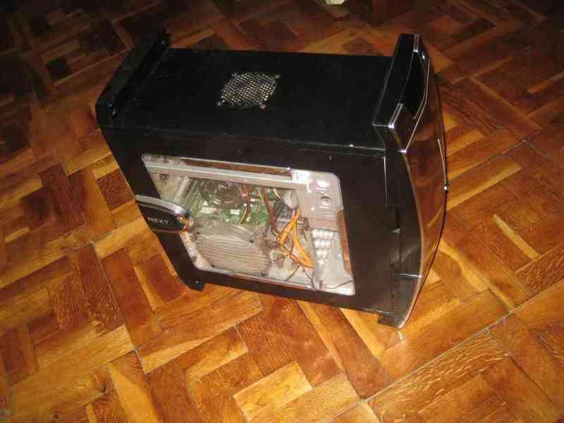 Caixa d'ordinador