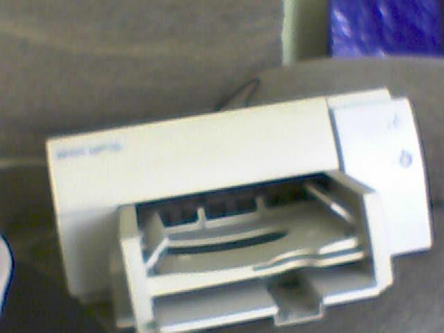 Impresora desklet