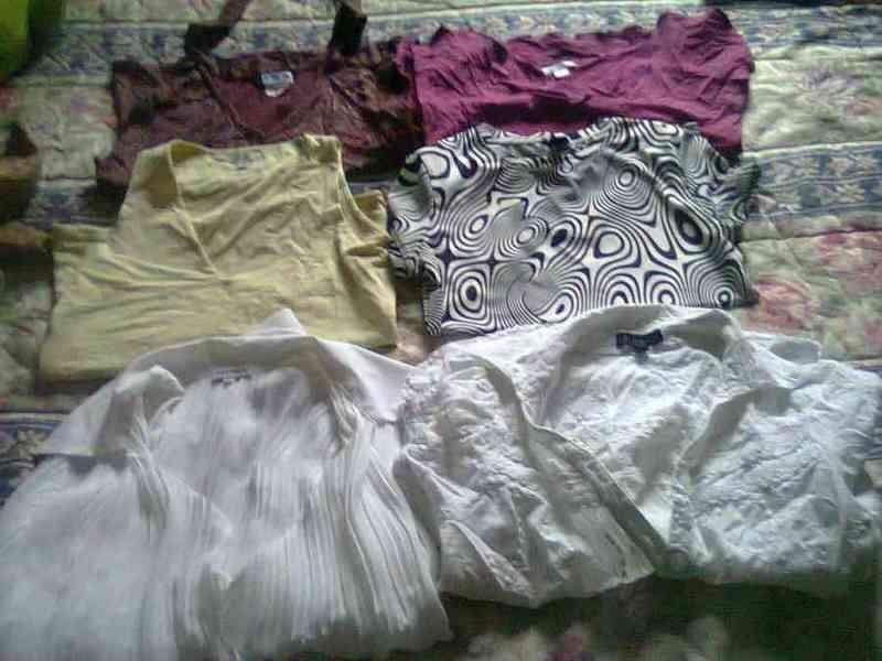 Lote camisa