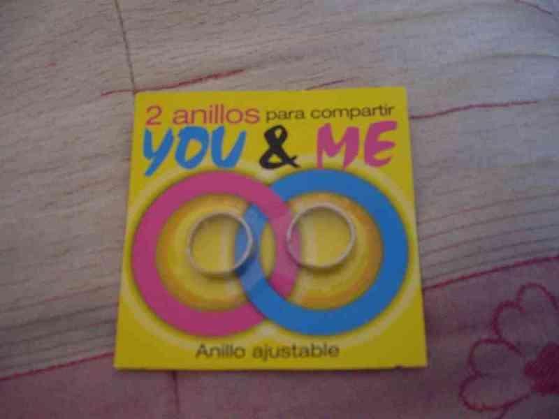 2 anillos para compartir (o no jeje) - mamadetres
