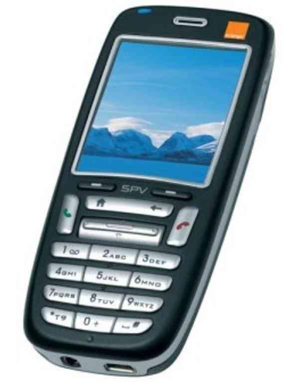 Telefono movil c500 orange