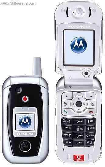 Telefono movil motorola v980 vodafone