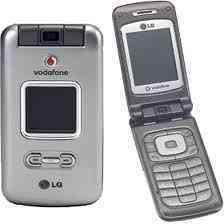 Telefono movil lg l600v vodafone