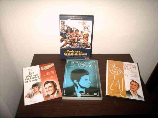 Regalo varios dvds