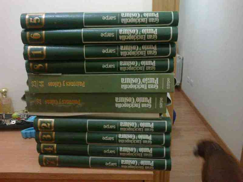 Enciclopedia costura y punto
