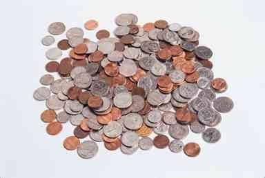 Quarters, dimes, cents (de dolar)
