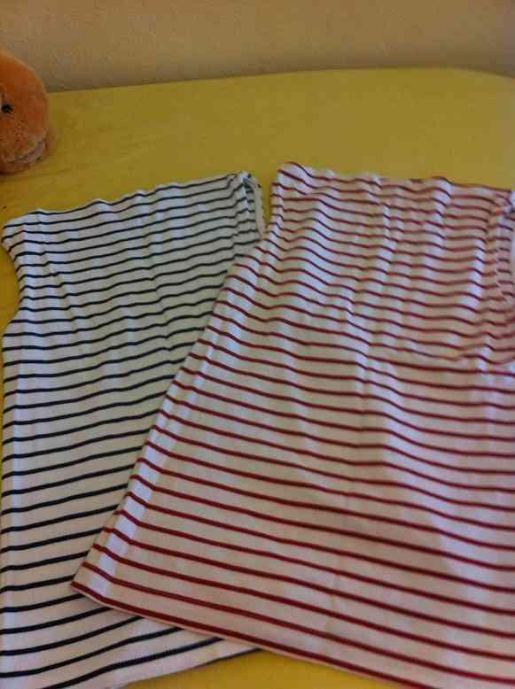 2 camisetas verano t.l (nuriaben)