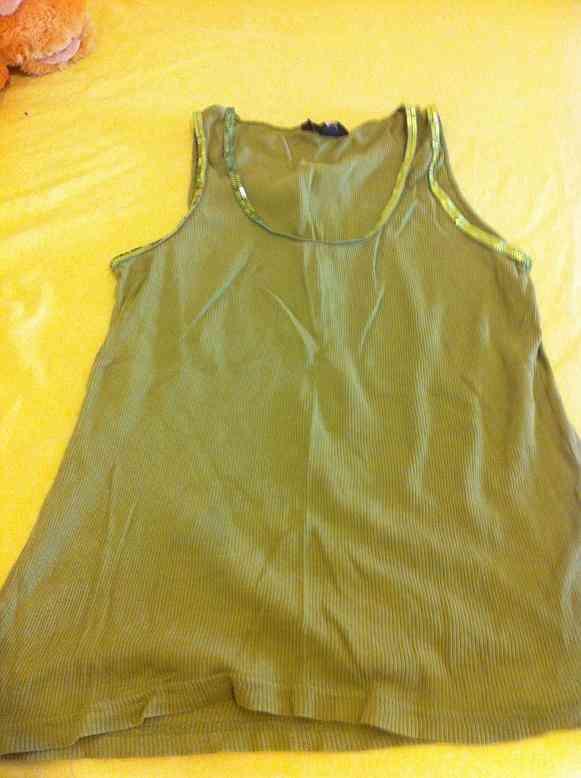 Camiseta verde (sandra33)