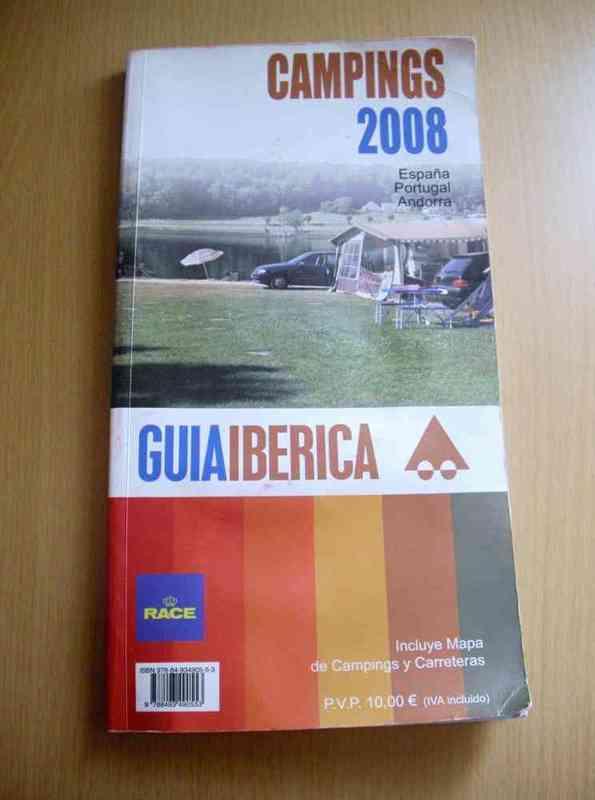 Guía camping 2008