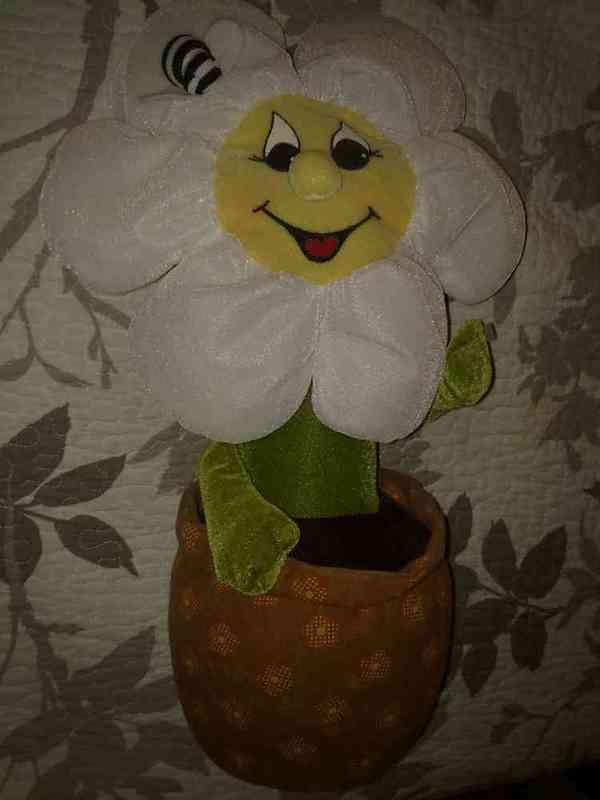Peluche flor