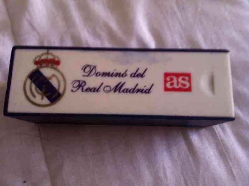 Domino real madrid