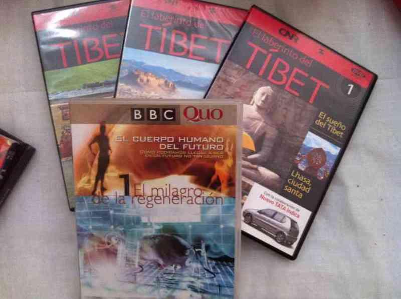 Dvds del tibet