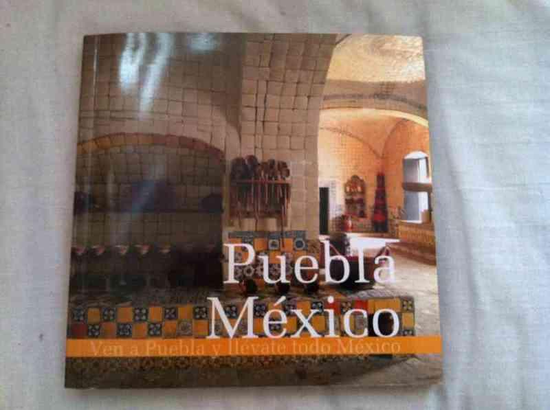 Guia de puebla, mexico