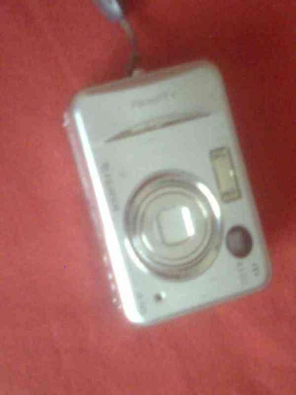Regalo cámara de fotos digital