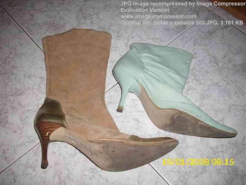 Urgente botas de dama o se tira!!