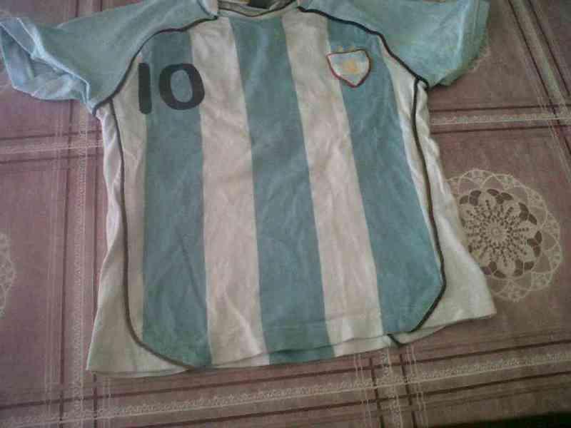 Camsieta par niño del argentina(jorge1990)