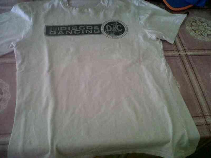 7 camiseta de chico(eviarte)