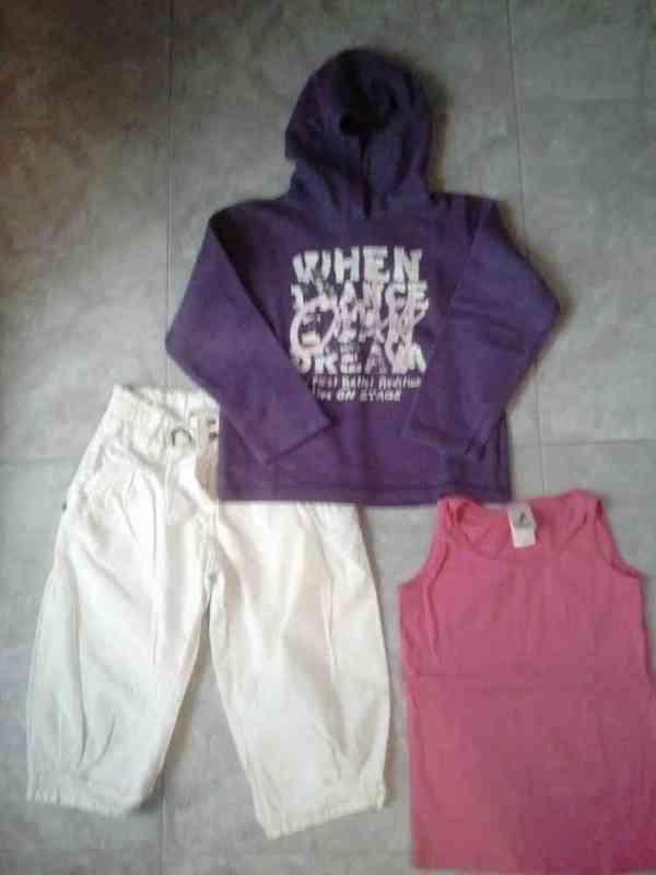 Lote de ropa de niña talla 4
