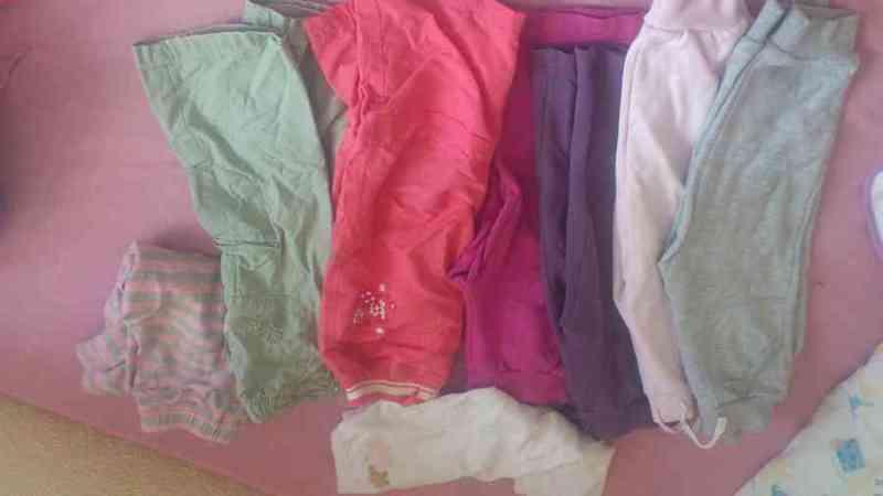 Pantalones de 12-24 mses