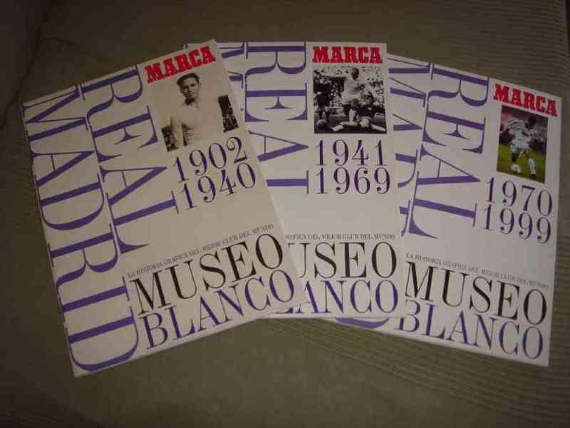 Museo Real Madrid.Gift Revistas Museo Blanco Real Madrid Madrid Comunidad De