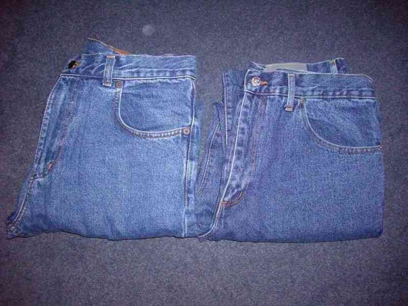 Pantalones tejanos t46 (chavalier)