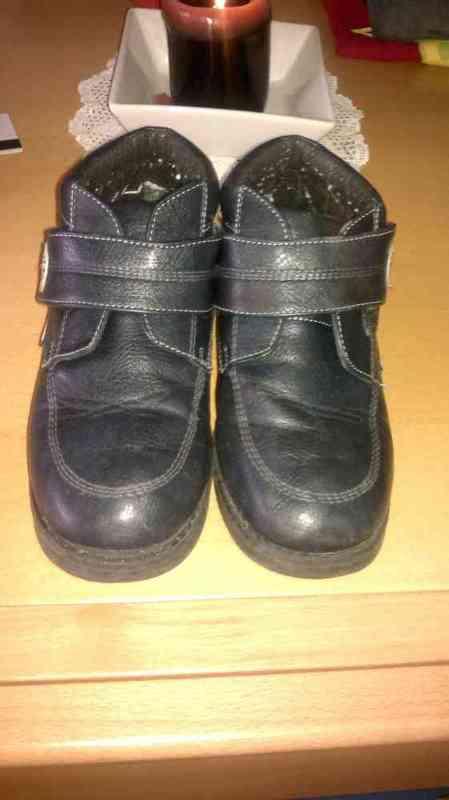 Zapatos de niño.