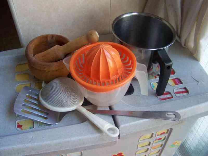 Varias cosas de cocina