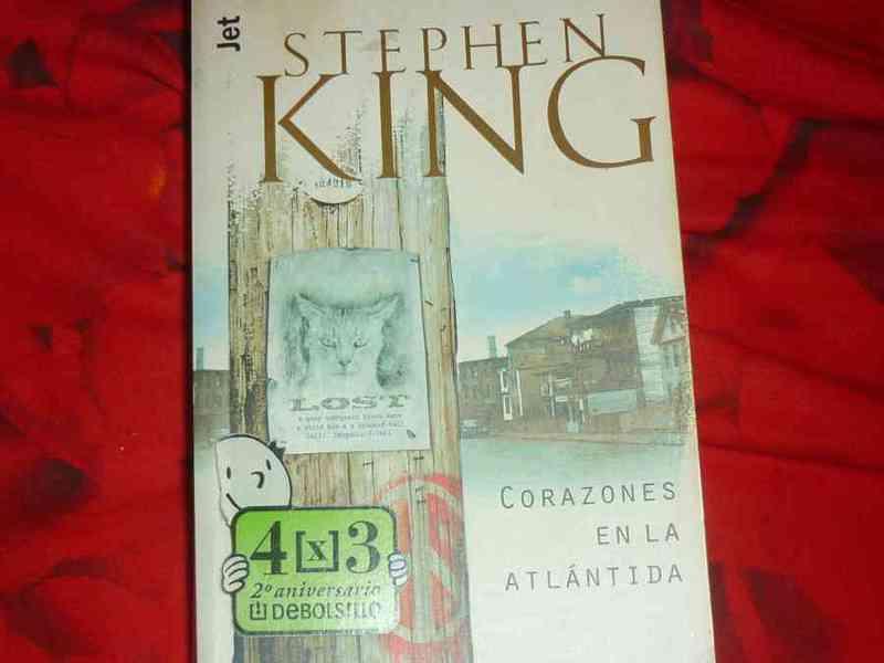 Regalo libro sthepen king
