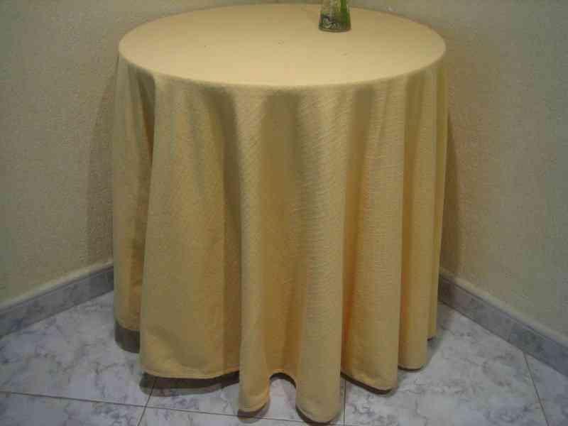 Faldas mesa camilla (waxpa de valencia)