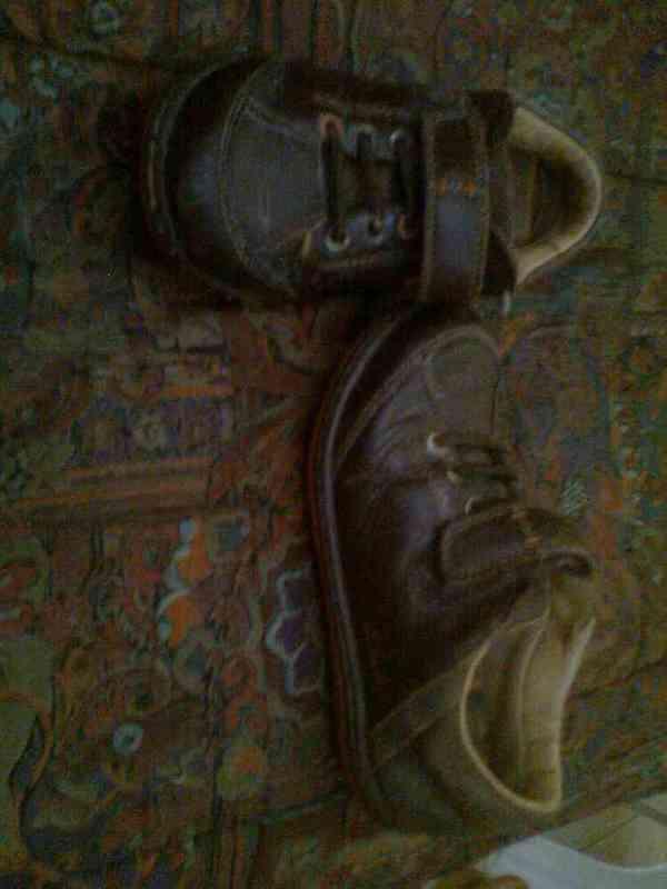 Zapatos nińo cris30