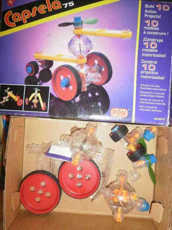 Construir esta cosita con ruedas