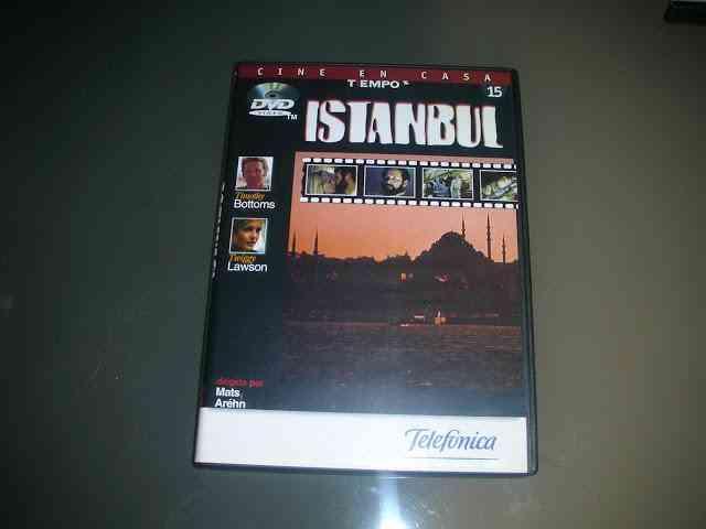 Dvd original istambul
