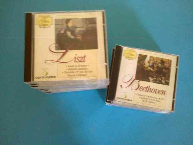 Coleccion cds musica clasica