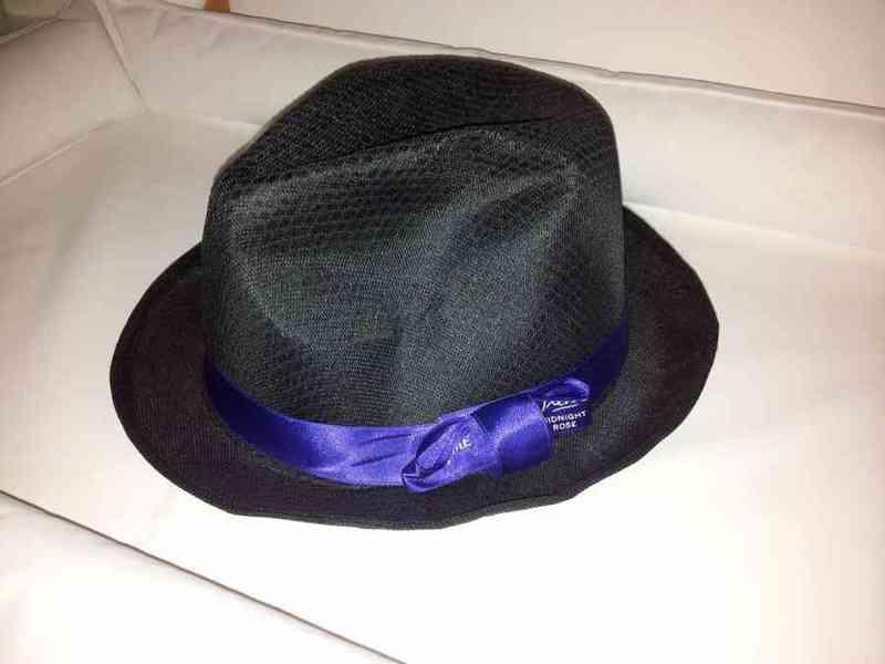Regalo sombrero de copa para dama