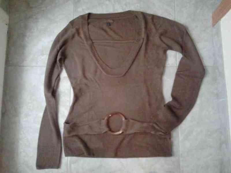 P3 - jersei marron