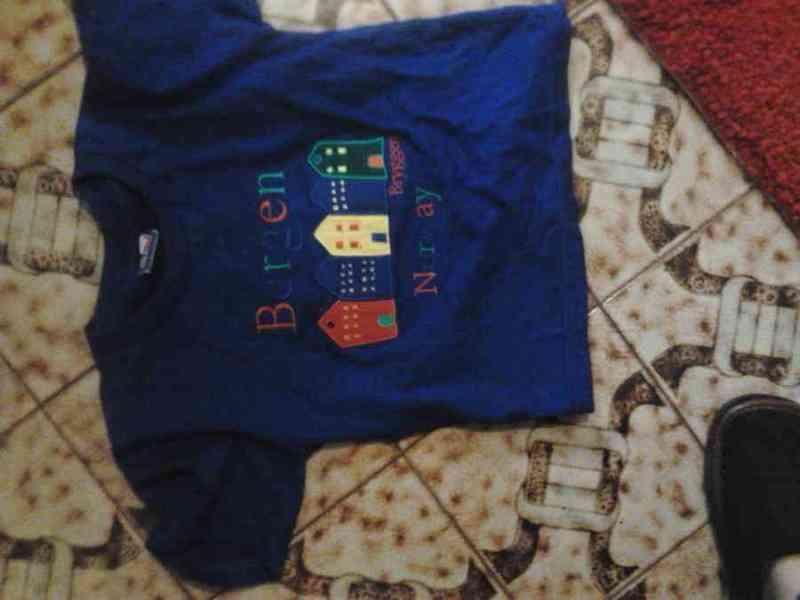 Camiseta talla 2(germana)