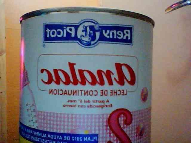2 botes de leche analac