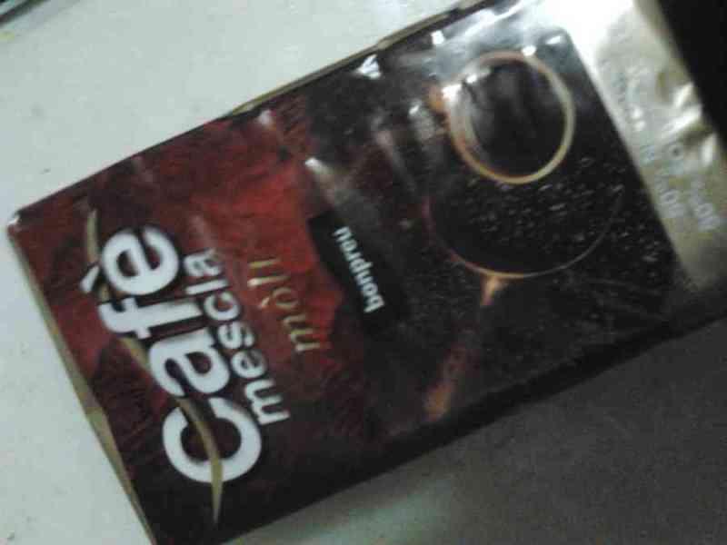 Paquete café (germana)