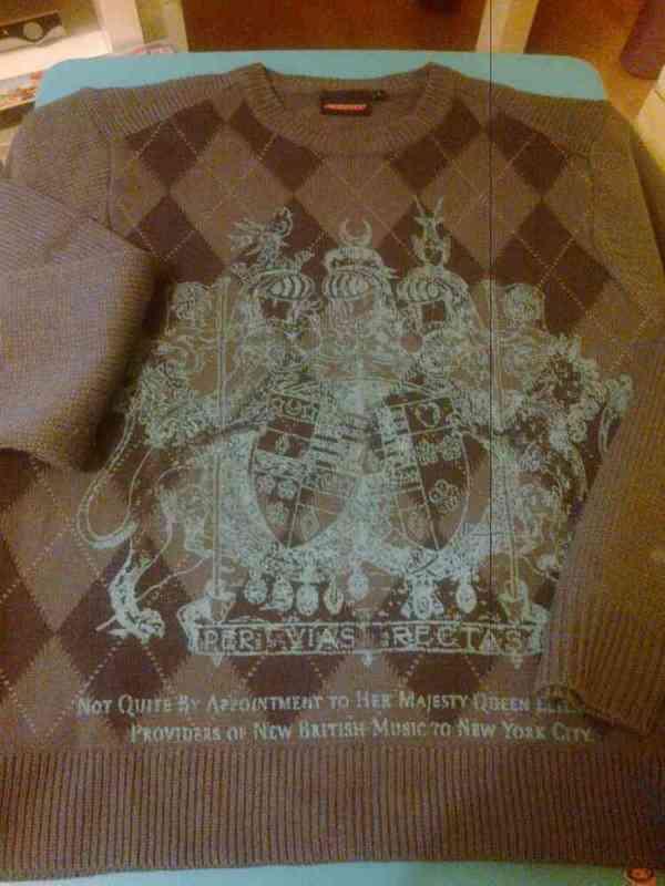 Jersey marca hombre txl (gemma2772)