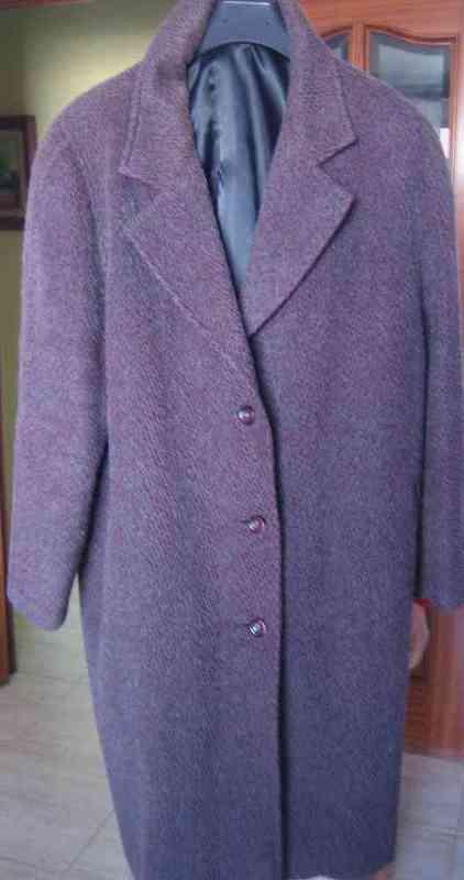 Abrigo lana (belonchon de santiago)