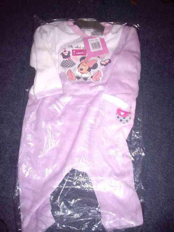 Pijama minie t18 (ilsa)