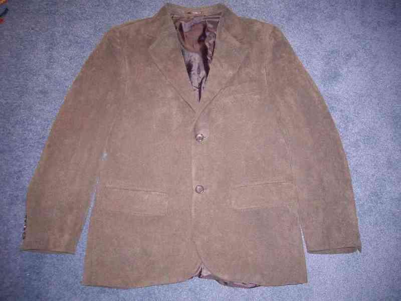 Chaqueta marrón t46 (germana)