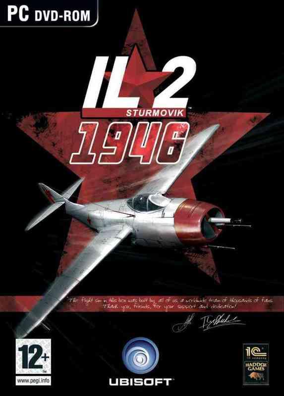 Juego pc il2 sturmovik 1946-lola2012